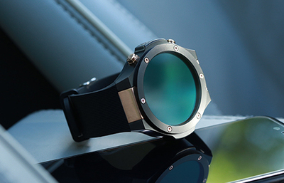 Microwear H2 Android Watch